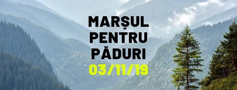 mars pentru paduri greenpeace declic agentgreen